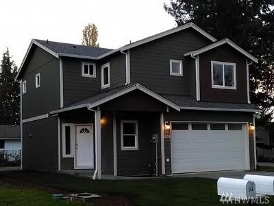 Tacoma Single Family Home For Sale: 502 West St E