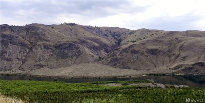 Douglas County, Chelan County Residential Lots & Land For Sale: 4 Columbia River