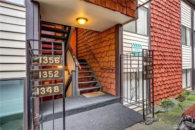 Bellingham Condo/Townhouse For Sale: 1352 Orleans St
