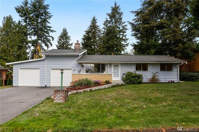 Lynnwood Single Family Home For Sale: 4511 182nd Place SW