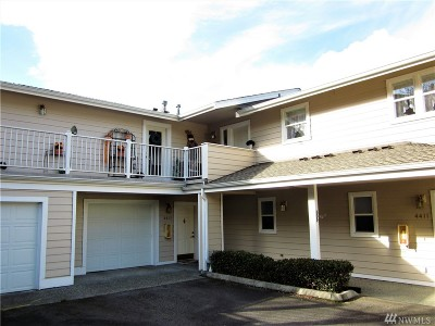 Issaquah Condo/Townhouse For Sale: 4415 Providence Point Place SE #2626