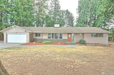 Marysville Single Family Home For Sale: 5830 92nd Pl NE