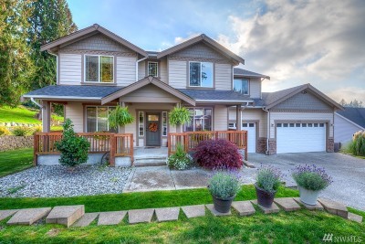 Snohomish Single Family Home For Sale: 18312 103rd St SE