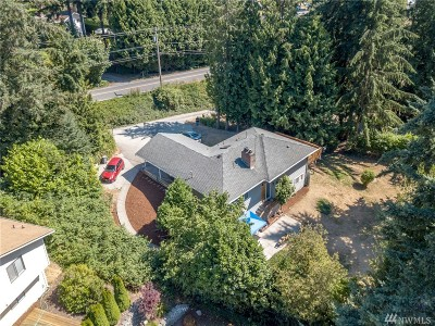 Federal Way Single Family Home For Sale: 1010 SW Dash Point Rd.