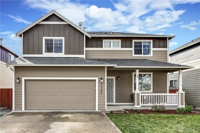 Olympia Single Family Home For Sale: 1333 Farina Lp SE