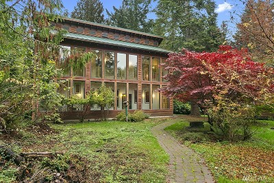 Single Family Home Sold: 5105 78th Ave NW