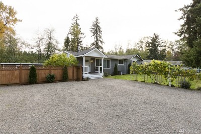 Auburn Single Family Home For Sale: 3855 312th St S