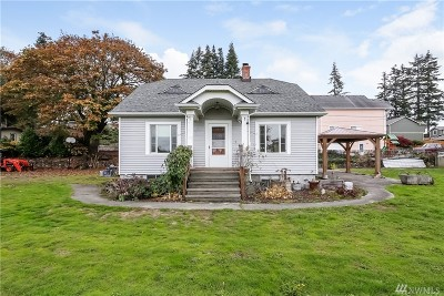Snohomish Single Family Home For Sale: 527 Ave L