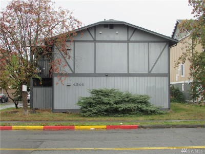 Tacoma Multi Family Home Contingent: 4344 S Warner