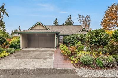 Mercer Island Single Family Home For Sale: 2423 63rd Ave SE