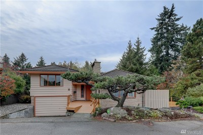King County Single Family Home For Sale: 5243 SW Stevens