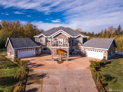 Bellingham Single Family Home For Sale: 5583 Guide Meridian