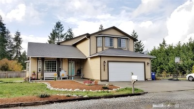 Rochester WA Single Family Home For Sale: $425,000