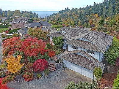 Edmonds Single Family Home For Sale: 6409 146th Street SW