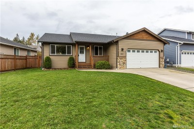 Ferndale Single Family Home Sold: 6069 Captains Wy