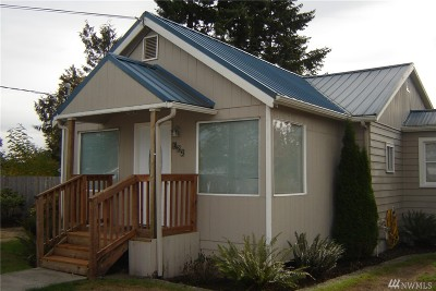 Spanaway Single Family Home For Sale: 122 167th St S