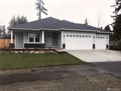 Puyallup Single Family Home For Sale: 12404 80th Ave E