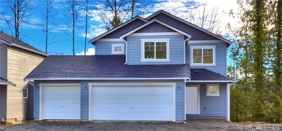 Sultan Single Family Home For Sale: 32464 141st St SE