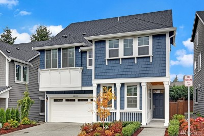 Sammamish Single Family Home For Sale: 1481 239th Ave NE #Lt103