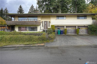 Single Family Home For Sale: 32532 107th Ave SE
