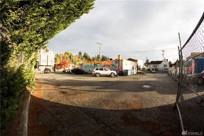 Seattle Commercial For Sale: 5455 Delridge Way SW
