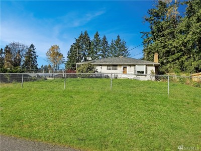 Renton Single Family Home For Sale: 16424 SE 135th St