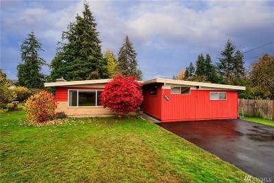 Marysville Single Family Home For Sale: 8117 57th Dr NE