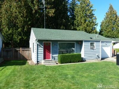 Everett Single Family Home For Sale: 6314 Cypress St