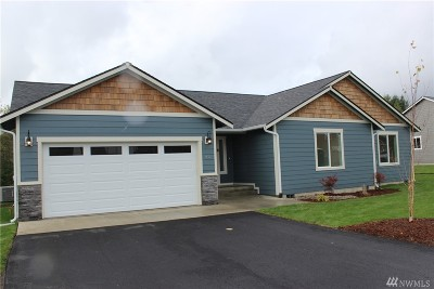 Elma WA Single Family Home For Sale: $318,800
