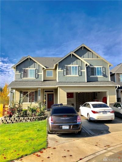 Kent Single Family Home For Sale: 24219 114th Pl SE