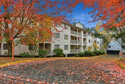 Shoreline Condo/Townhouse For Sale: 700 N 160th St #A216