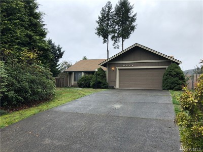 Olympia Single Family Home For Sale: 9318 Northwood Dr SE