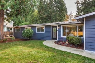 Kirkland Single Family Home For Sale: 7858 130th Ave NE