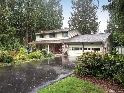 Edmonds Single Family Home For Sale: 13624 54th Ave W
