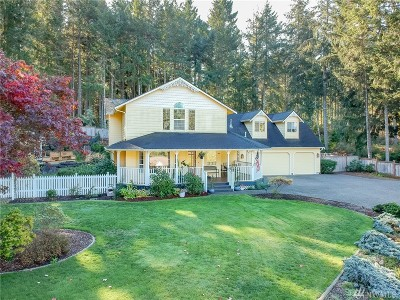 Olympia Single Family Home For Sale: 7739 58th Ave NE