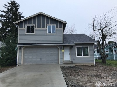 Bremerton Single Family Home For Sale: 1308 N Montgomery Ave