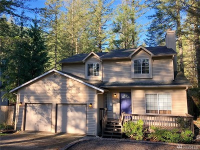 North Bend Single Family Home For Sale: 17335 428th Ave SE