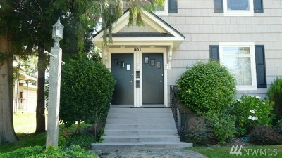 Tacoma Multi Family Home For Sale: 801 N Pine St