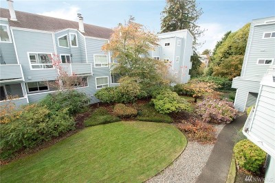 Des Moines Condo/Townhouse For Sale: 21925 7th Ave S #120