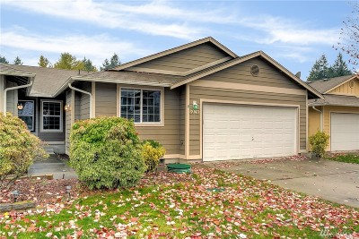 Olympia Single Family Home For Sale: 8045 27th Ave SE