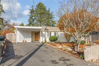 Burien Single Family Home For Sale: 240 S 186th St