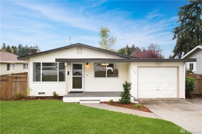 Tacoma Single Family Home For Sale: 5206 S 10th St