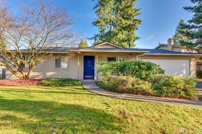 Kirkland Single Family Home For Sale: 13035 NE 83rd St