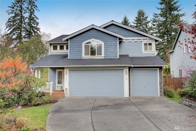 Marysville Single Family Home For Sale: 7601 NE 50th Place