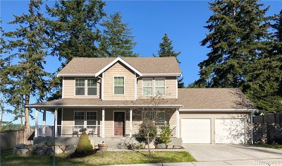 Oak Harbor Single Family Home Sold: 1364 NW Redwing Dr