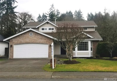 Federal Way Single Family Home For Sale: 37648 18th Place S