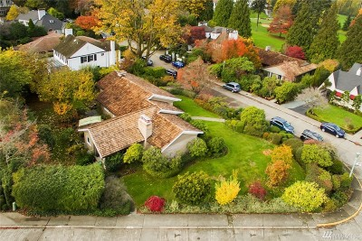 Seattle Single Family Home For Sale: 3347 E Shore Dr