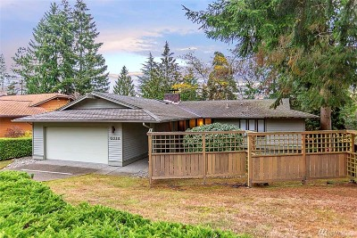 Bellevue Single Family Home For Sale: 4518 143rd Ave SE