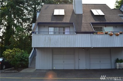 Kent Condo/Townhouse For Sale: 4535 S 248th Place