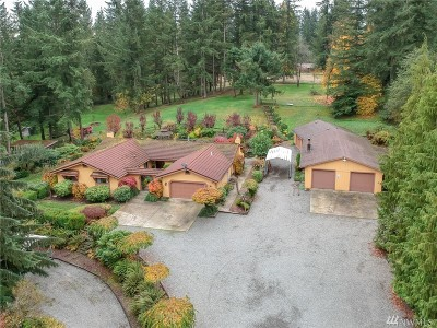 Maple Valley Single Family Home Contingent: 23309 SE 209th Place
